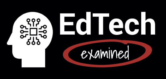 EdTech Examined podcast logo wide